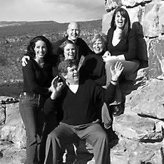 Stepan family portrait. Click on the portrait to see more family portrait examples.
